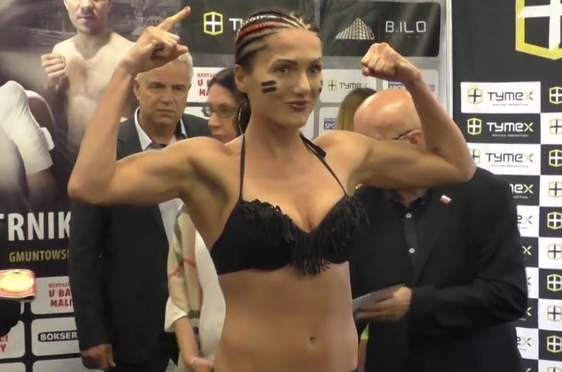 Ewa Brodnicka; źródło: bokser.org /