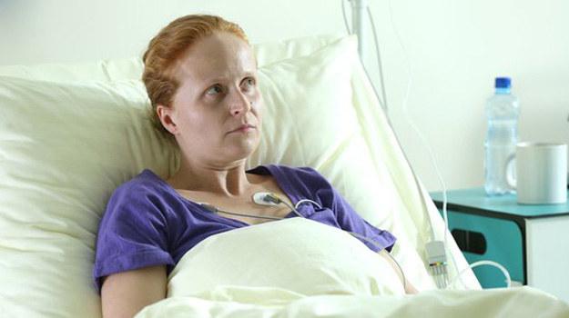 Ewa chce, by Anna po jej śmierci wyszła za mąż za Marka /www.mjakmilosc.tvp.pl/
