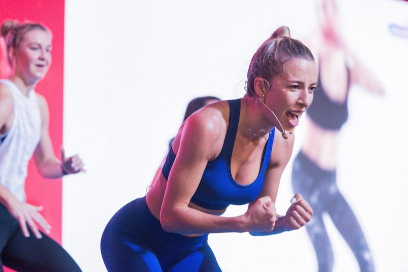 Ewa Chodakowska od lat nazywana jest polską królową fitnessu /East News