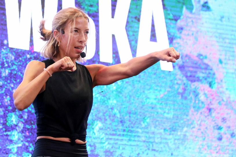 Ewa Chodakowska od lat przekonuje kobiety, że świadome odżywianie i zdrowy styl życia są niezwykle ważne /Piotr Molecki/East News /East News