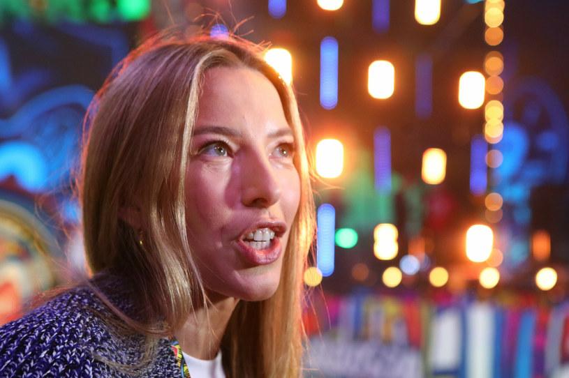 Ewa Chodakowska przyznała, że masz dość ciągłych pytań o dziecko /Tomasz Jastrzębowski /Reporter