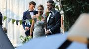 Ewa Chodakowska zaliczyła modową wpadkę na ślubie Rozenek i Majdana?