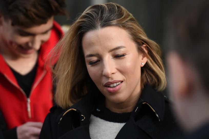 Ewa Chodakowska zaprzeczyła, że kiedykolwiek poddała się zabiegom powiększania ust /Reporter