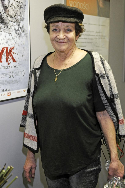 Ewa Dałkowska /Niemiec /AKPA