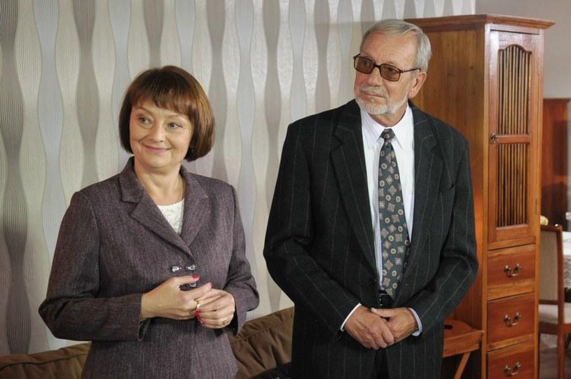 Ewa Drzymała, Jerzy Kamas /Agencja W. Impact