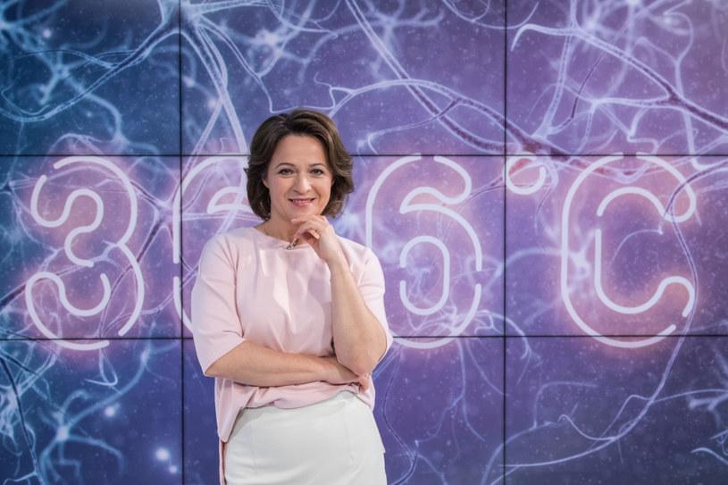"""Ewa Drzyzga powróci z programem """"36,6"""" /TVN"""