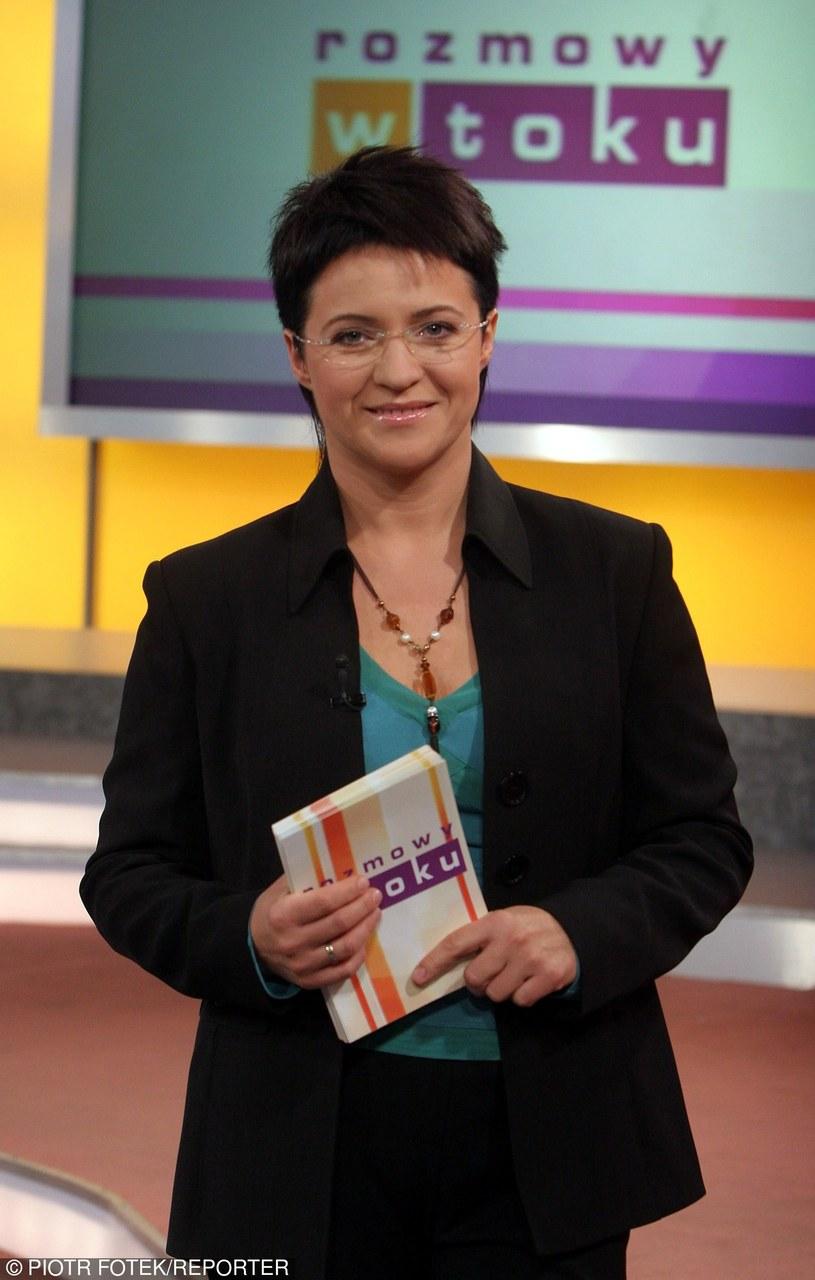Ewa Drzyzga przez 16 lat była twarzą tego programu /Piotr Fotek /Reporter