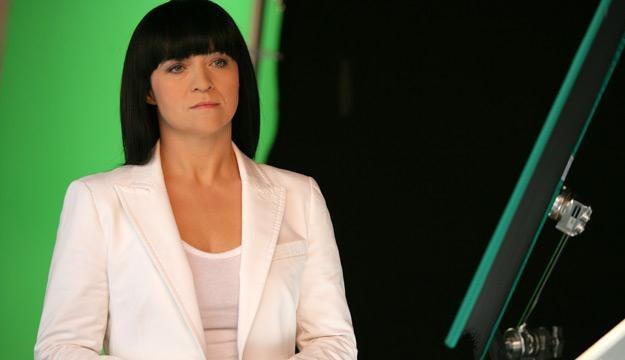 Ewa Drzyzga umie rozmawiać na każdy temat /TVN