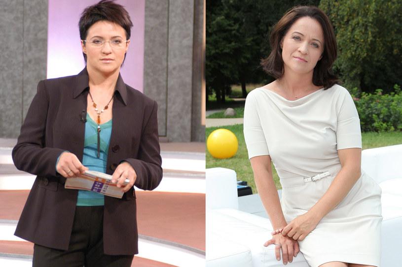 Ewa Drzyzga w pełni ufa swojej stylistce /MWMedia