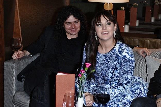 Ewa Farna i Martin Chobot /Andras Szilagyi /MWMedia