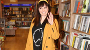 Ewa Farna na promocji książki