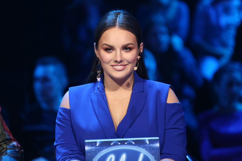 """Ewa Farna w """"Idolu"""" /VIPHOTO /East News"""
