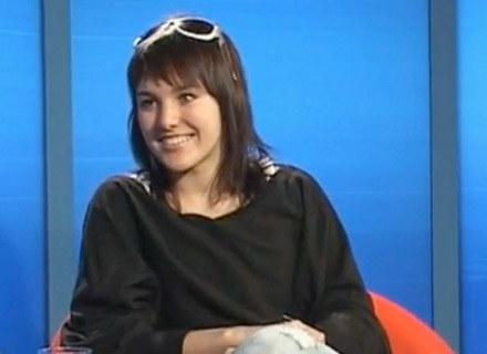 Ewa Farna w krakowskim studiu INTERIA.TV /INTERIA.PL