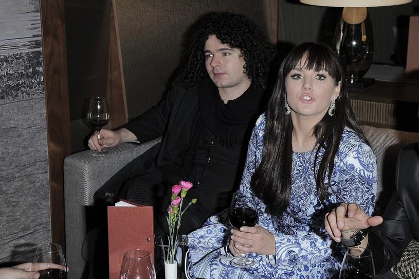 Ewa Farna z mężem /KĄTNY KAROL/KAPiF.pl /East News