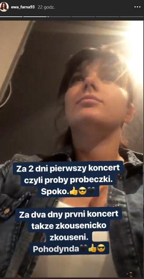 Ewa Farna /Instagram /Instagram