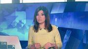 Ewa Gajewska pożegnała się z widzami Polsat News