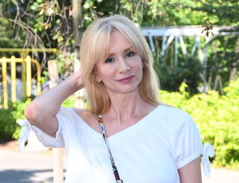 Ewa Gawryluk ma piękną i utalentowaną córkę /TRICOLORS/EAST NEWS /East News