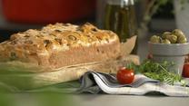"""""""Ewa gotuje"""": Cwibak z papryką, oliwkami i suszonymi pomidorami"""