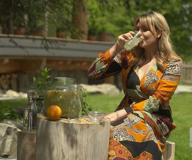 """""""Ewa gotuje"""": Lemoniada imbirowa"""