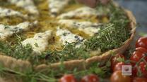 """""""Ewa gotuje"""": Tarta z cebulą i serem pleśniowym"""