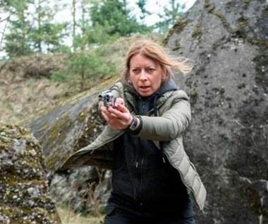 """Ewa Kaim policjantką w thrillerze """"Odnajdę cię"""""""
