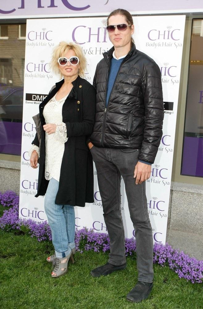 Ewa Kasprzyk i Jakub /- /East News