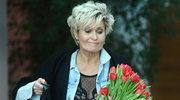 Ewa Kasprzyk: Jeśli komuś przeszkadza widok mnie w prześwitującej bluzce, niech wyłączy telewizor