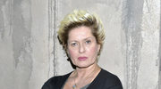 """Ewa Kasprzyk w spektaklu """"Kto się boi Virginii Woolf"""""""
