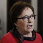 Ewa Kopacz apeluje o udział w marszu KOD