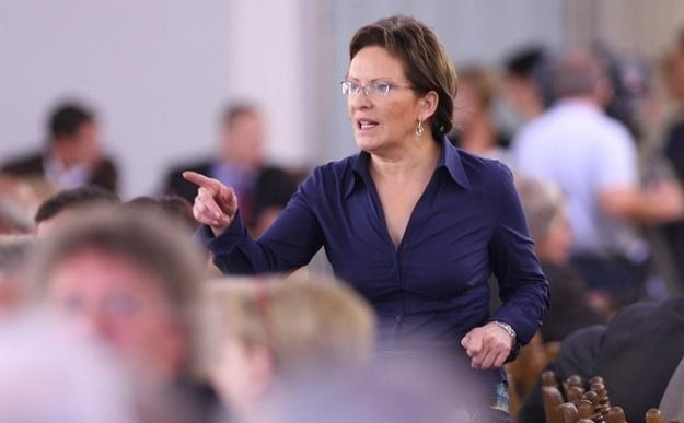 Ewa Kopacz, fot. S. Kowalczuk /East News