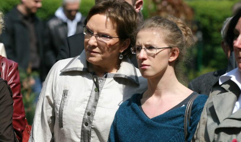 Ewa Kopacz jest dumna z córki /East News