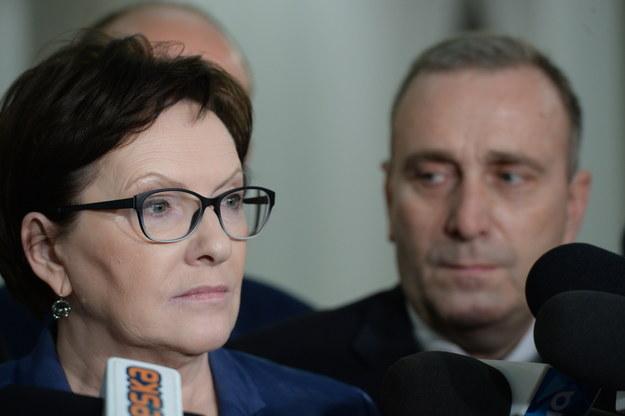 Ewa Kopacz Platforma Obywatelska /Jacek Turczyk /PAP