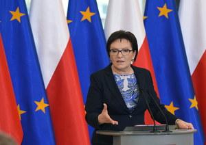 Ewa Kopacz: Poproszę prezydenta, żeby reprezentował Polskę na spotkaniu na Malcie