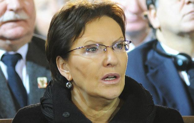 """Ewa Kopacz pozwała tygodnik """"wSieci""""! /Piotr Andrzejczak /MWMedia"""