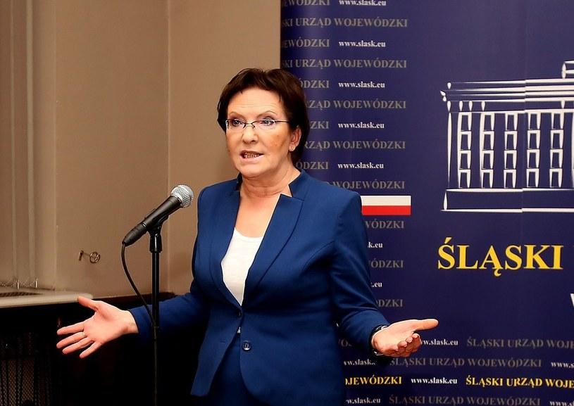 Ewa Kopacz, zdj. ilustracyjne /Kasia Zaremba /East News