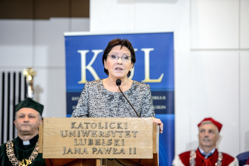 Ewa Kopacz /PAP