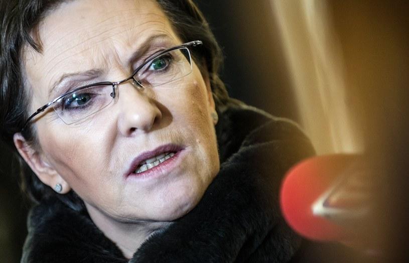 Ewa Kopacz /Bartosz Krupa /East News