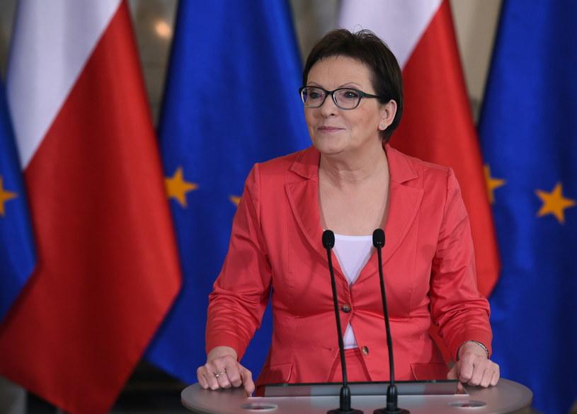 Ewa Kopacz /Radek Piertruszka /PAP