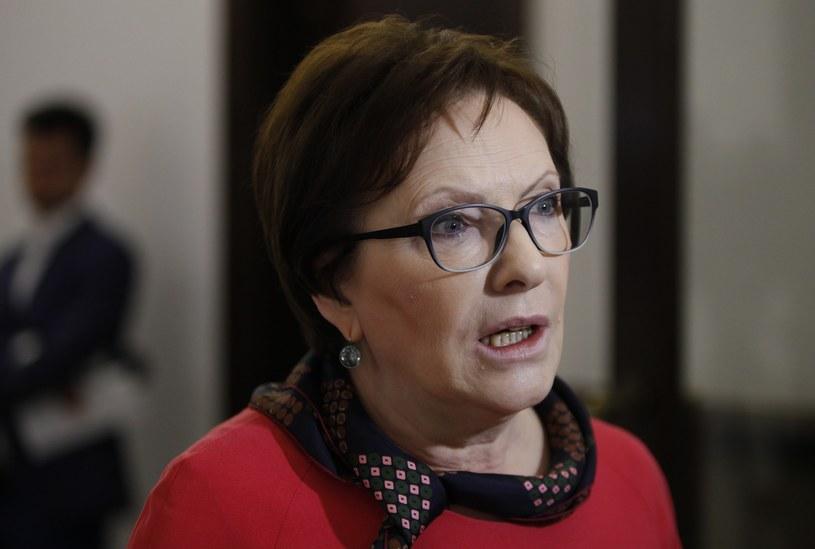 Ewa Kopacz /STEFAN MASZEWSKI/REPORTER /East News