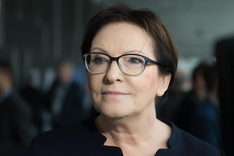 Ewa Kopacz /Krystian Maj /FORUM