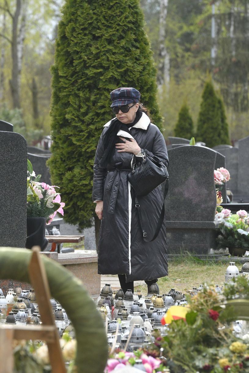 Ewa Krawczyk /Paweł Nowak  /East News
