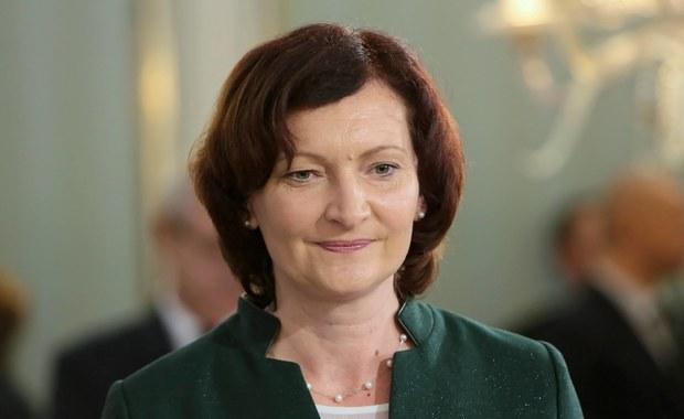 Ewa Leniart oficjalnie kandydatką na prezydenta Rzeszowa