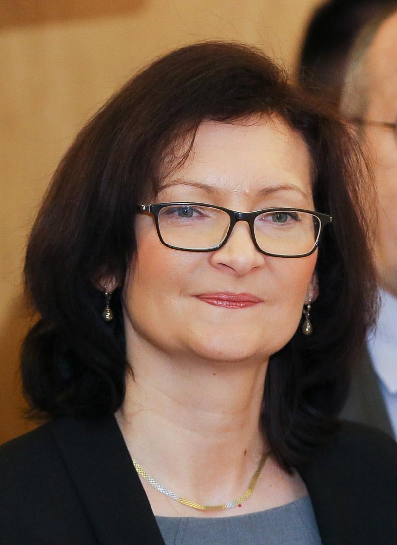 Ewa Leniart /Paweł Supernak (PAP) /PAP