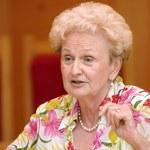 Ewa Łętowska: Dyskusja o związkach partnerskich jest zakłamana