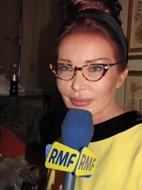Ewa Minge  /Marek Gładysz /RMF FM
