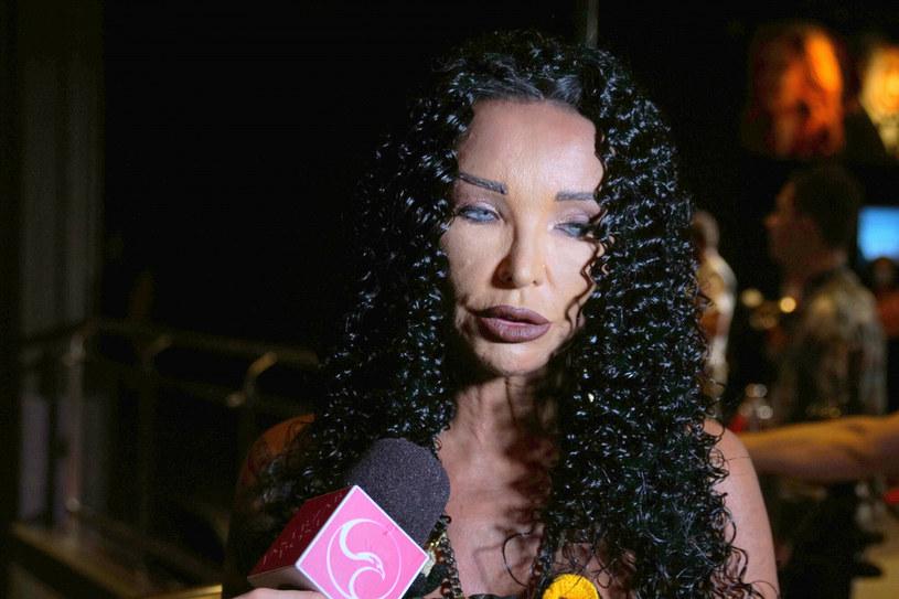 Ewa Minge skrytykowała Madonnę /Tricolors /East News