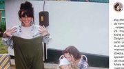 Ewa Minge ujawniła zdjęcie z młodości. Na złość hejterom