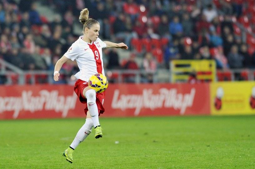 Ewa Pajor /Łukasz Kalinowski /East News