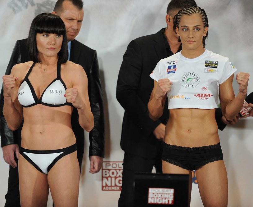 Ewa Piątkowska (z prawej) i Ewa Brodnicka /Fot. Andrzej Zbraniecki /East News