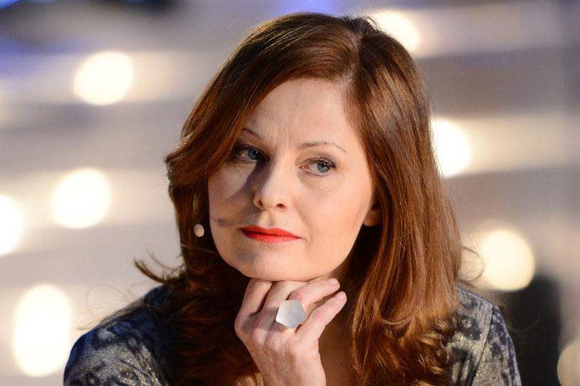 Ewa Skibińska podkreśla, że czuje się dziś piękniejsza niż w wieku 20, 30 lat /Wojciech Olszanka /East News